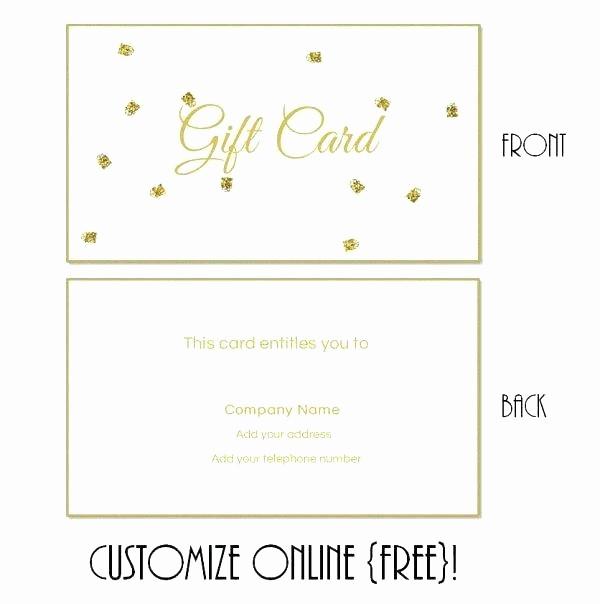Spa Gift Certificate Template Free Elegant Spa Certificate Template – Helenamontanafo
