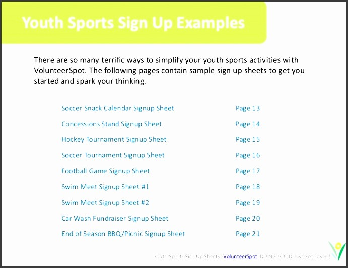 Sports Sign Up Sheet Template New 11 Sports Sign Up Sheet Template Sampletemplatess