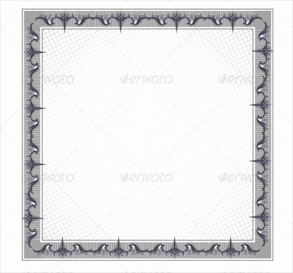 Square Business Card Template Word Best Of 36 Blank Certificate Template Free Psd Vector Eps Ai