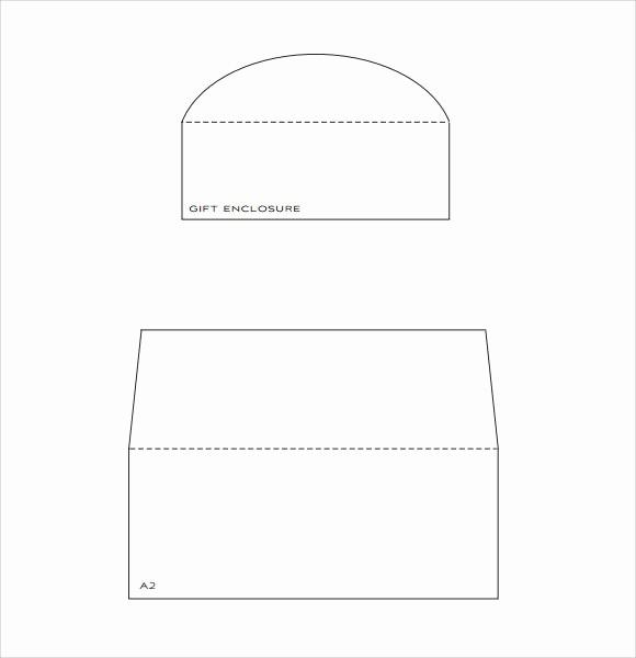 Square Business Card Template Word Elegant 9 Envelope Liner Templates Download for Free