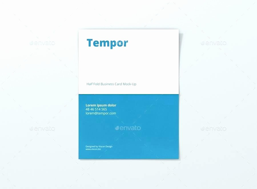 Square Business Card Template Word Unique Bi Fold Card Template Business Square 2 Greeting Free Word
