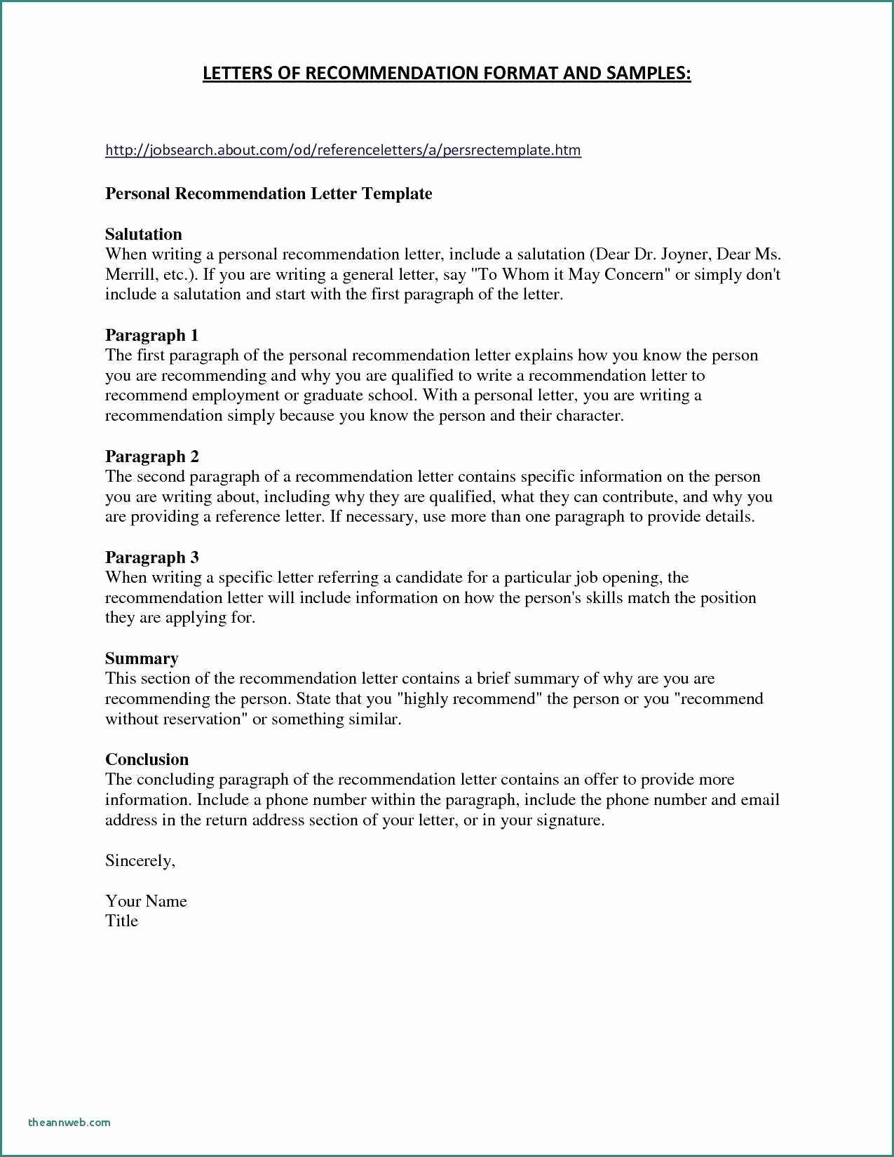 Standard Business Letter format Template Beautiful 20 Standard Business Letter Template New Business Letter