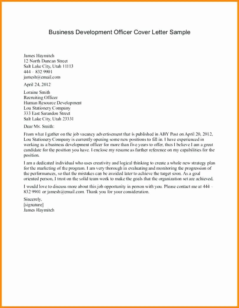 Standard Business Letter format Template Best Of Template Persuasive Business Letter Template