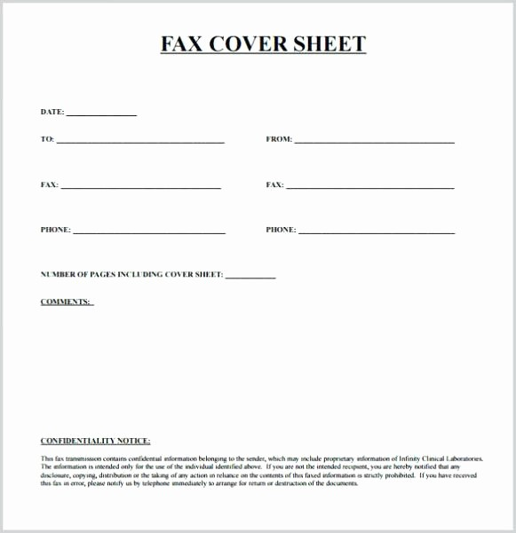 Standard Fax Cover Sheet Pdf Luxury 11 Able Fax Cover Sheet