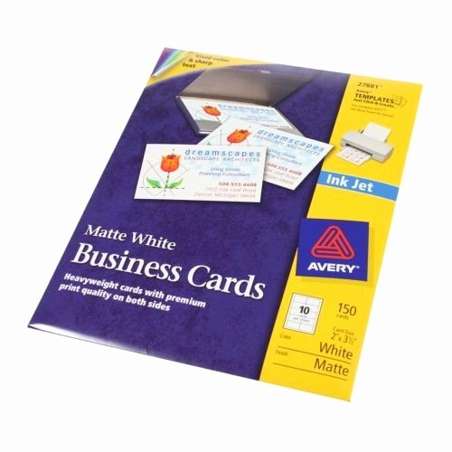 Staples Business Card Template Word Best Of Download Free Avery 8731 Word Template Developerstwin