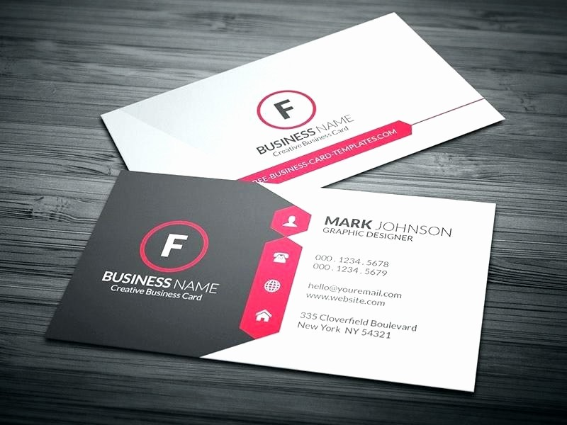 Staples Business Cards Template Download Awesome Business Card Template 8371 for Mac Designs Blank as Well