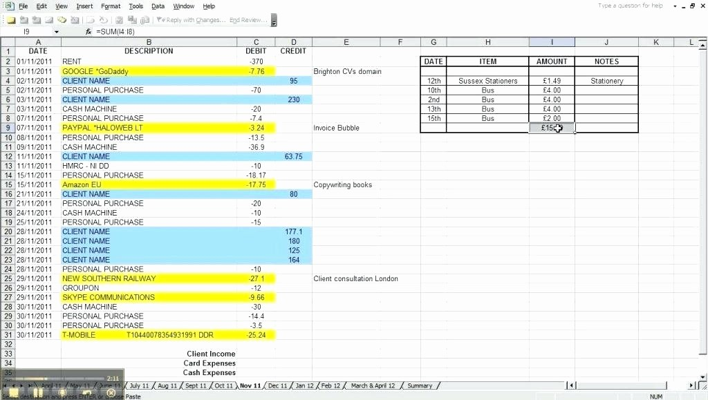 Startup Expenses and Capitalization Spreadsheet Luxury Startup Expenses Spreadsheet Business Startup Expenses