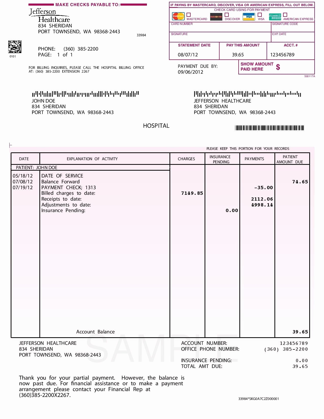 Statement Of Invoices Template Free Luxury 10 Best Images Of Sample Of Invoice for Payment Sample