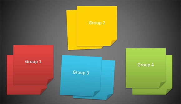 Sticky Note Template for Word Inspirational How to Create 3m Post It Using Powerpoint 2010 and