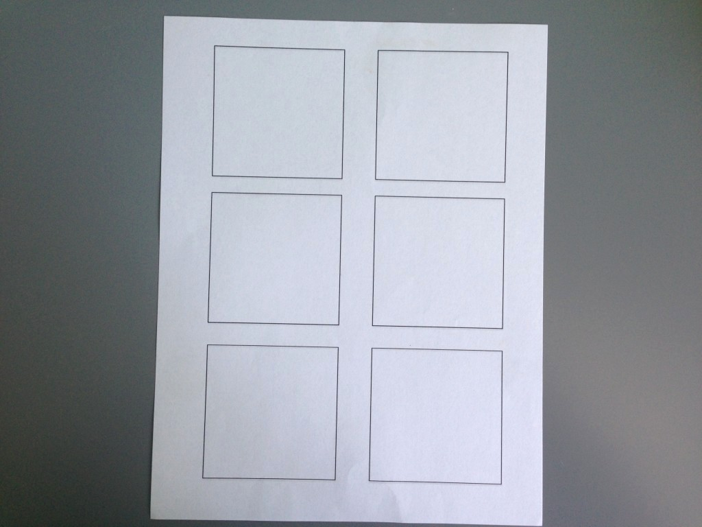 Sticky Note Template for Word Inspirational How to Print Sticky Notes I Heart Planners