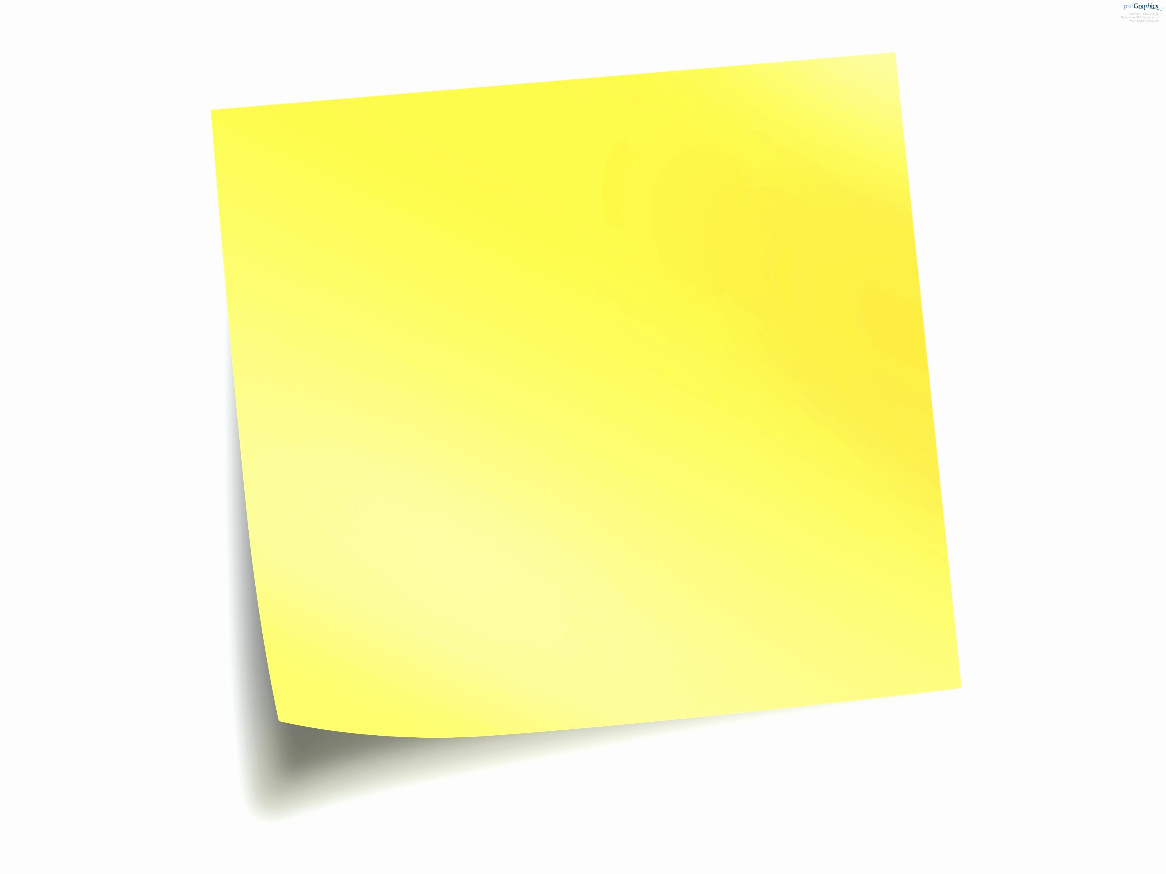 Sticky Note Template for Word Lovely Template Sticky Note Template