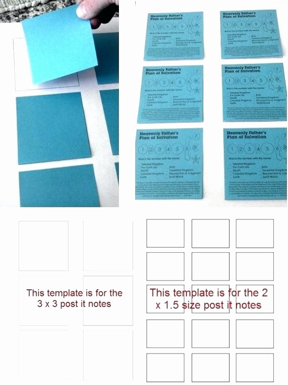 Sticky Note Template for Word New Sticky Notes Note Template In Word