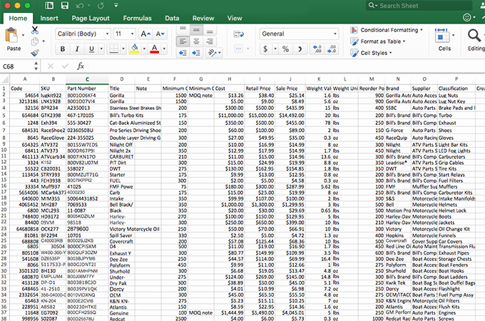 Stock Management In Excel Sheet Best Of Excel for Inventory Management
