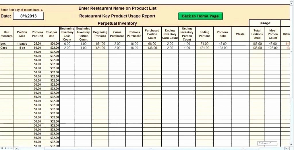 Stock Management In Excel Sheet New Stationery Stock Control Template Excel Sample Sheet Bar