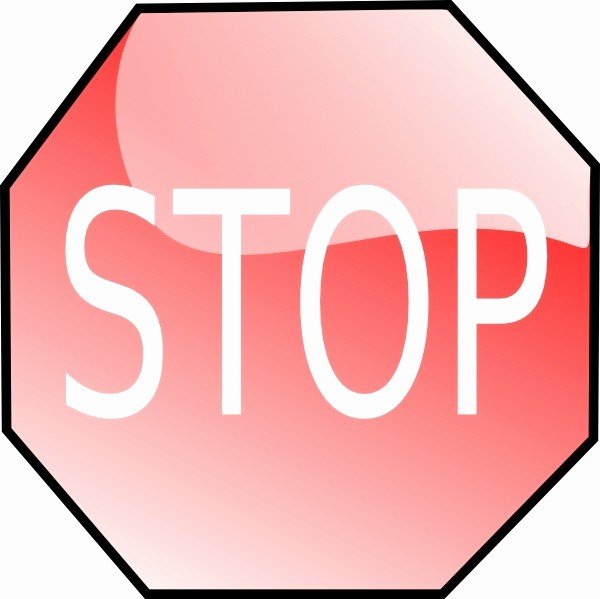 Stop Sign Template Microsoft Word Beautiful Stop Sign Clip Art Free Vector In Open Office Drawing Svg