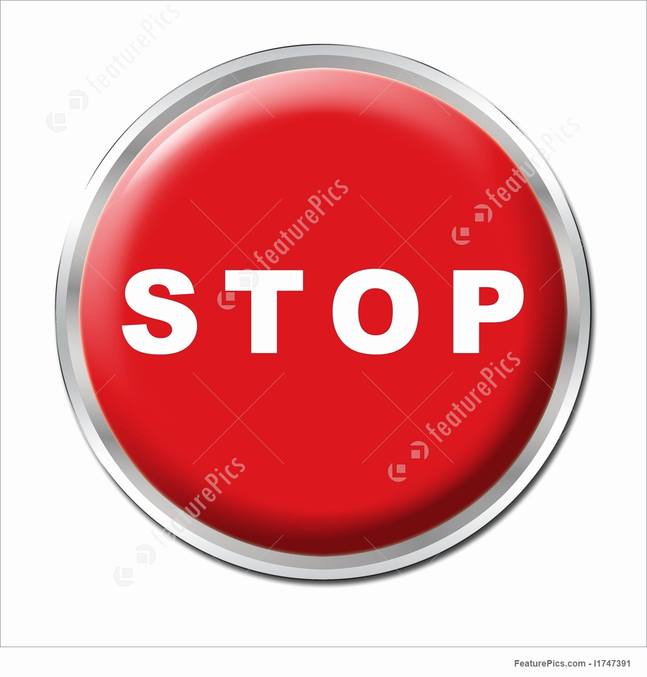 Stop Sign Template Microsoft Word Best Of Templates Stop button Stock Illustration I at