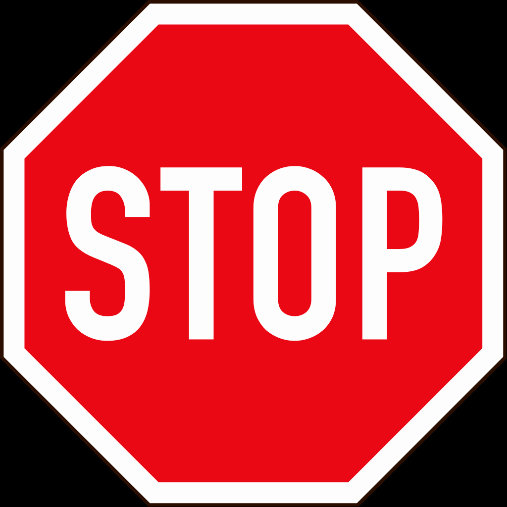 Stop Sign Template Microsoft Word Fresh File Sadc Road Sign R1g Wikimedia Mons