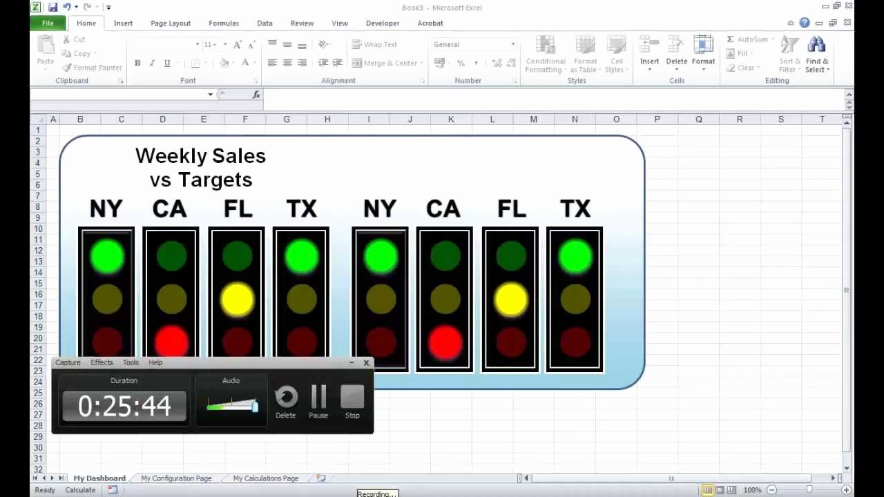 Stop Sign Template Microsoft Word Inspirational Excel Traffic Light Dashboard Tutorial