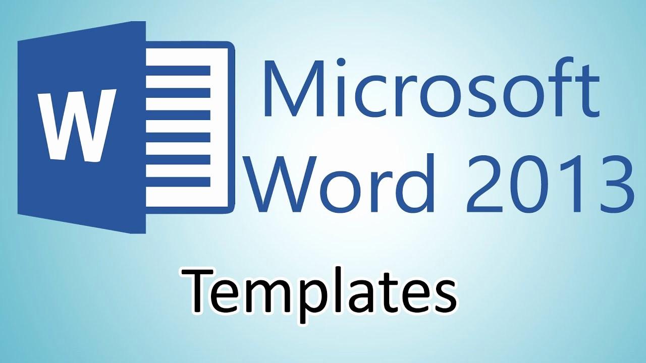 Stop Sign Template Microsoft Word Luxury Microsoft Word 2013 Tutorials Document Templates