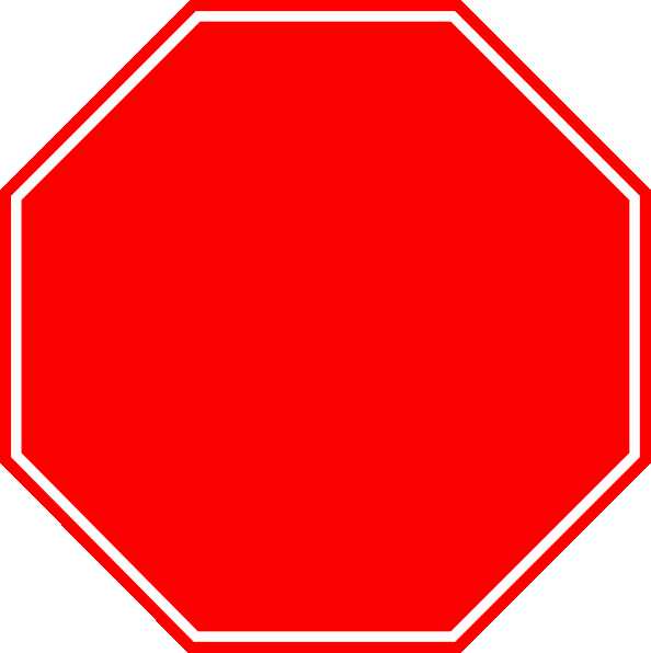 Stop Sign Template Microsoft Word Luxury Stop Sign Clip Art at Clker Vector Clip Art Online