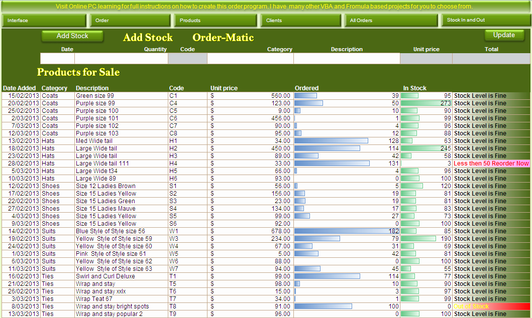 Store Inventory format In Excel Luxury Inventory and Sales Manager Excel Template Sample Excel