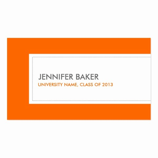 Student Business Cards Templates Free Elegant Create Your Own Student Business Cards