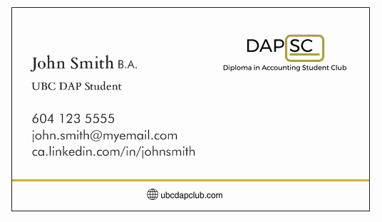 Student Business Cards Templates Free Unique Accounting Student Business Card thelayerfund