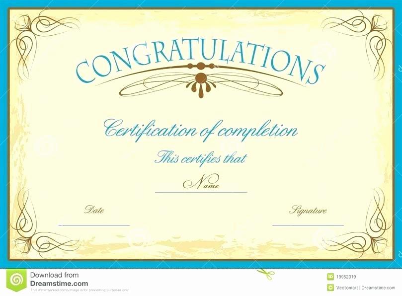 Student Certificate Template Google Docs Elegant Student the Year Award Certificate Templates Best B