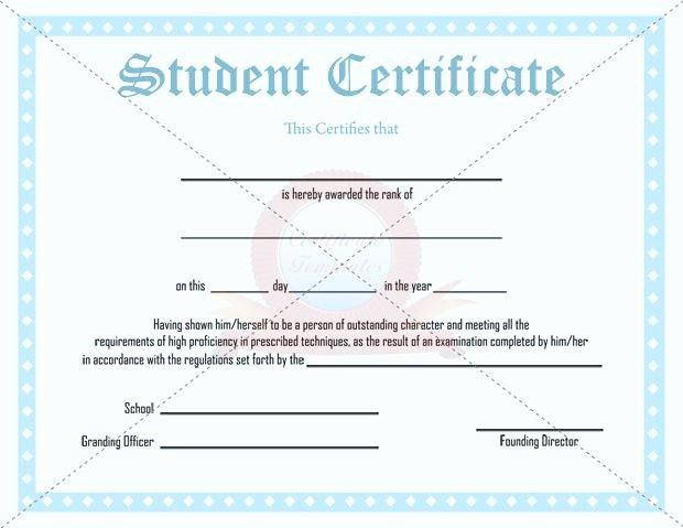 Student Certificate Template Google Docs Luxury 11 Best Images About Student Certificate Templates On
