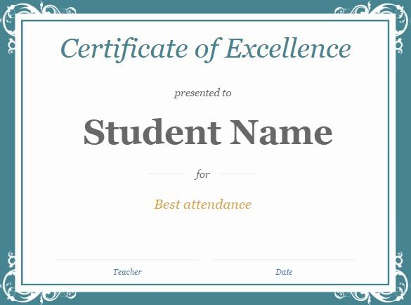 Student Certificate Template Google Docs New 13 Google Docs Templates Doc