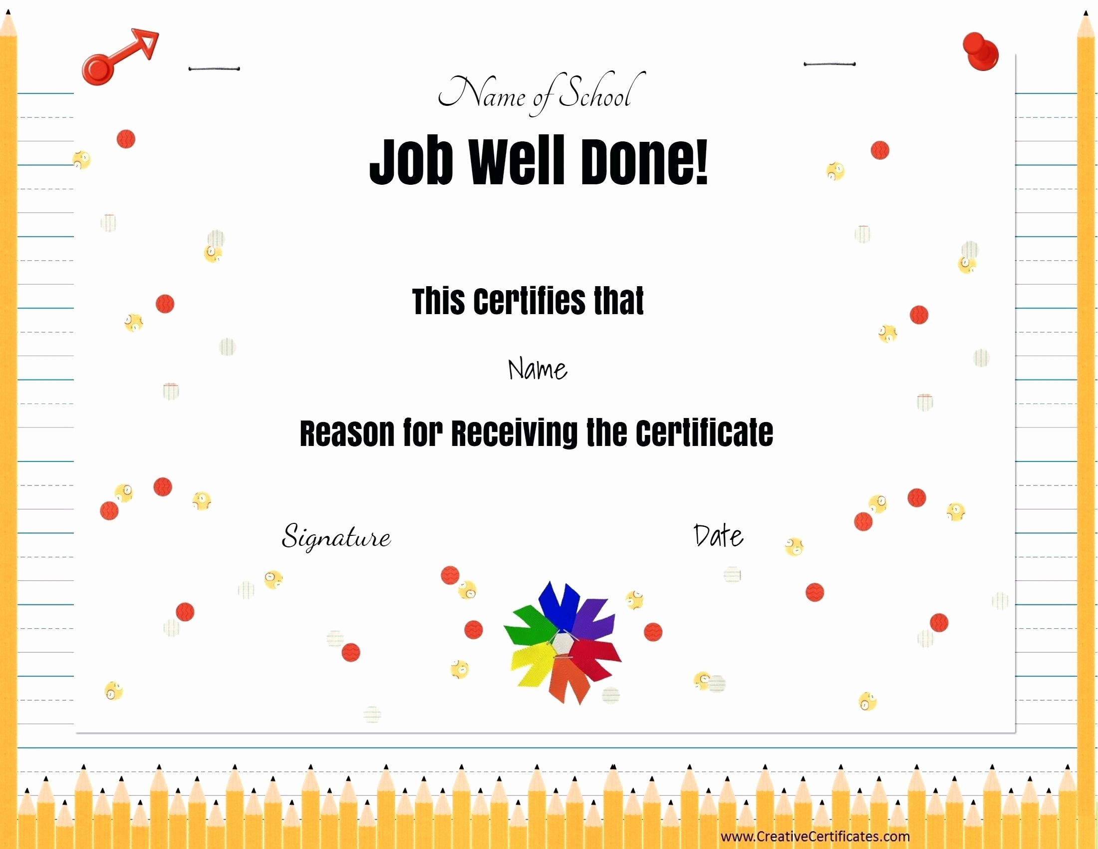 Student Council Award Certificate Template Awesome Template Student the Year Award Certificate Template