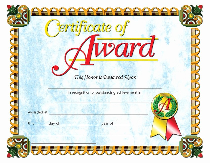 Student Council Award Certificate Template Lovely Hayes Certificate Templates Member Of Student Council