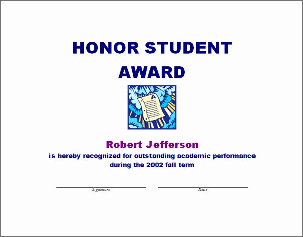 Student Council Award Certificate Template Luxury Free Printable Student Council Certificate