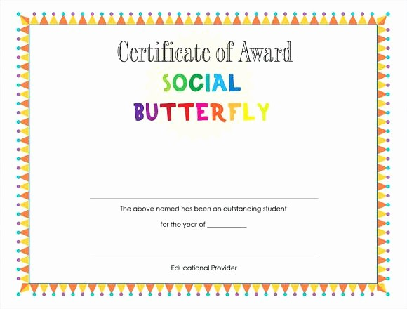 Student Council Certificate Template Free Best Of Certificate Templates Student Leadership Template Example