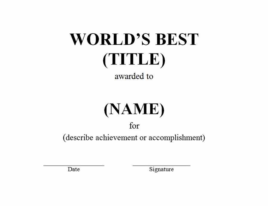 Student Council Certificate Template Free Best Of Free Student Council Award Certificates