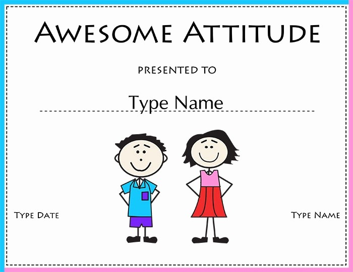 Student Council Certificate Template Free Luxury 30 Free Printable Certificate Templates to Download