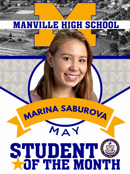 Student Of the Month Banner Unique Manville High School Homepage