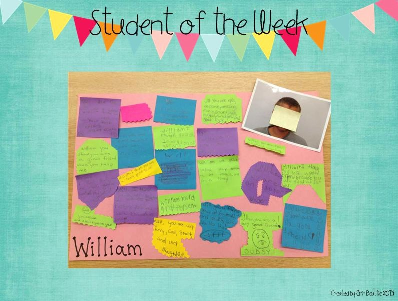 Student Of the Week Posters Beautiful Student Of the Week