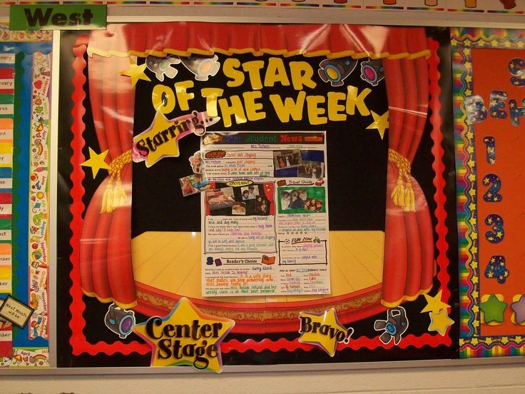 Student Of the Week Posters New 10 Best Images About Star Of the Week Displays On
