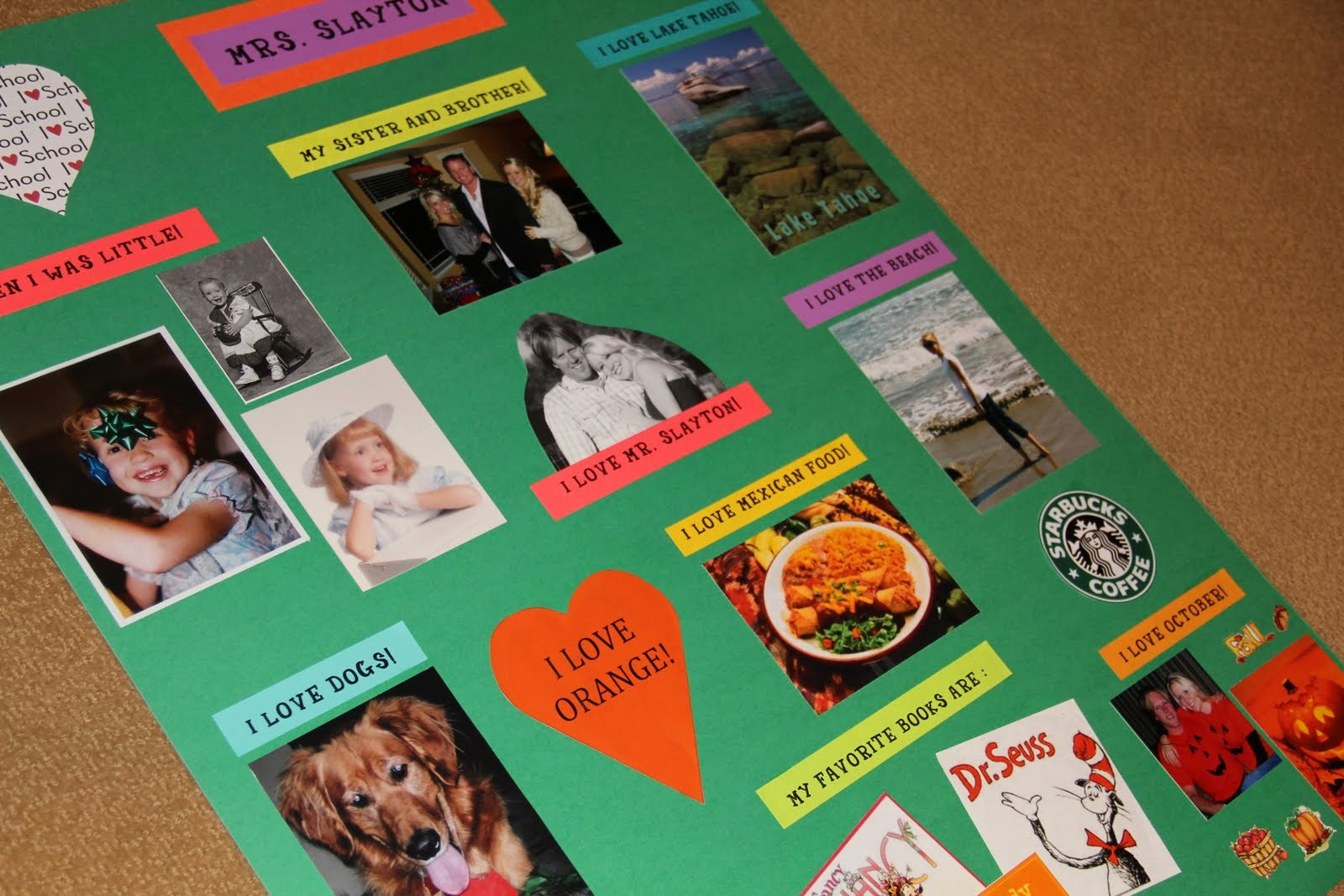 Student Of the Week Posters Unique Adventures In Teaching Star Of the Week
