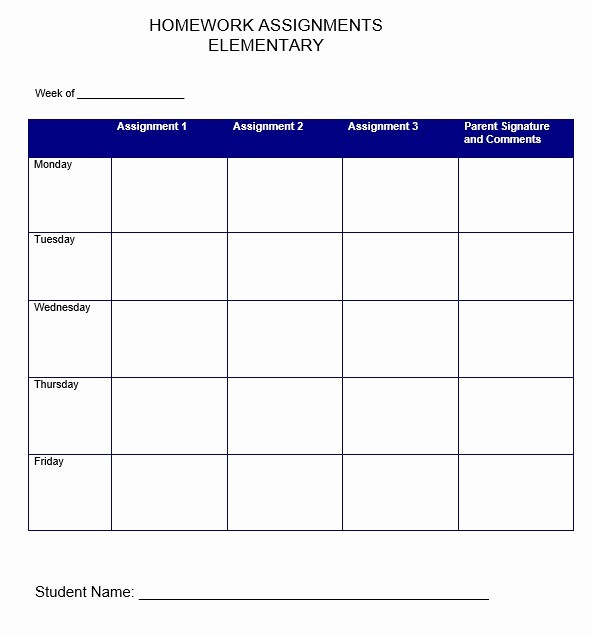 Study Plan Template for Students Elegant Study Schedule Template 5 Free Templates Schedule