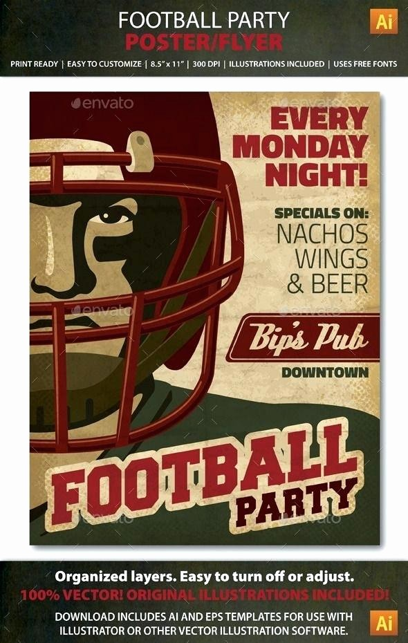 Super Bowl Party Flyer Template Beautiful Super Bowl Party Flyer Template Classy Christmas Party Psd