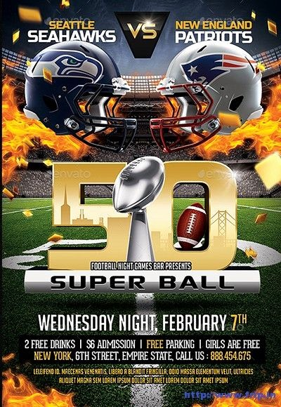 Super Bowl Party Flyer Template New 17 Best Images About Print Templates On Pinterest