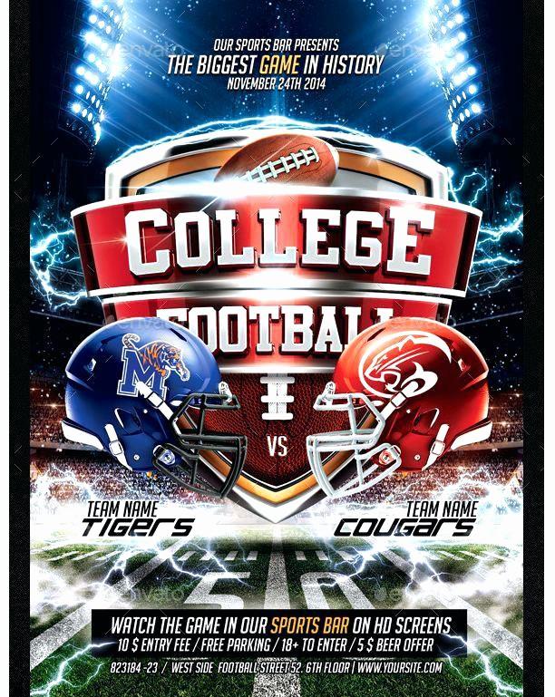 Super Bowl Party Flyer Template New Super Bowl Party Flyer Template – Onemonthnovelfo