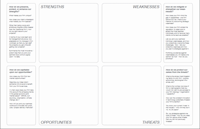 Swot Analysis Template Microsoft Word Unique 20 Creative Swot Analysis Templates Word Excel Ppt and