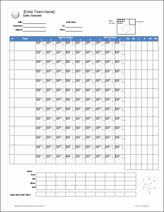 T Ball Snack Schedule Template Inspirational Download A Free Baseball Roster Template for Excel