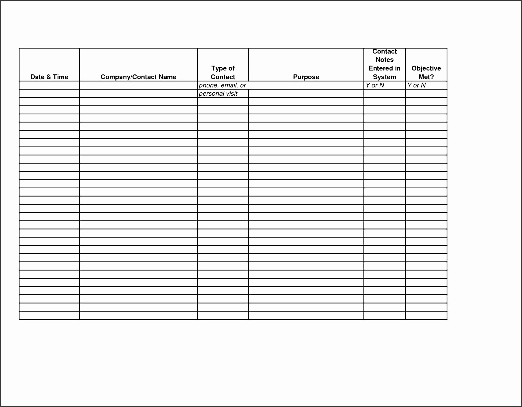 Table Of Contents Excel Template New 9 Table Contents Template Free Cost