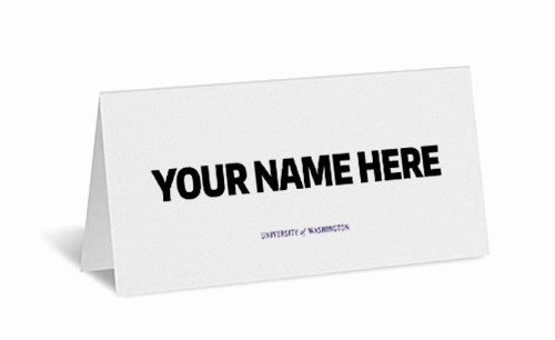 Table Tent Name Cards Template Fresh Table Tent