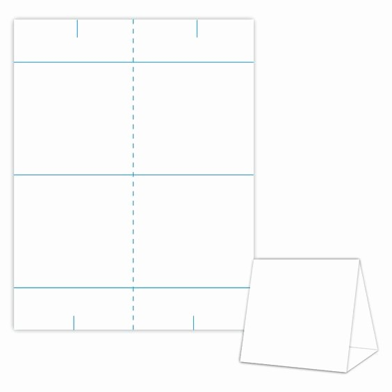 Table Tent Template Microsoft Word Inspirational Table Tents Design Templates and Tent On Pinterest