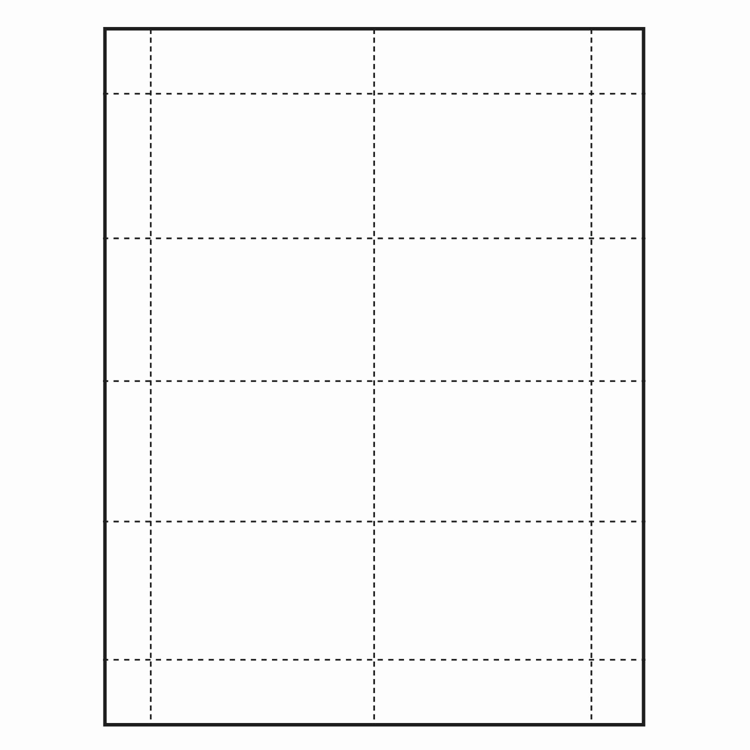 Table Tent Templates for Word Luxury Avery Table Tent Template